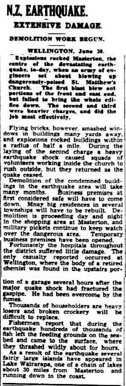 Cairns Post, 1 July 1942